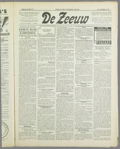 De Zeeuw. Christelijk-historisch nieuwsblad voor Zeeland 1937-06-18