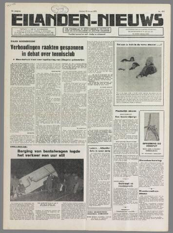 Eilanden-nieuws. Christelijk streekblad op gereformeerde grondslag 1979-01-30