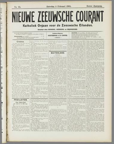 Nieuwe Zeeuwsche Courant 1905-02-04