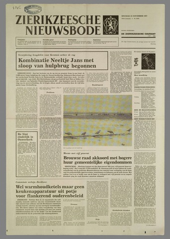Zierikzeesche Nieuwsbode 1987-11-24