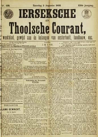 Ierseksche en Thoolsche Courant 1893-08-05