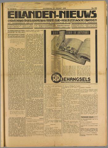 Eilanden-nieuws. Christelijk streekblad op gereformeerde grondslag 1935-03-23