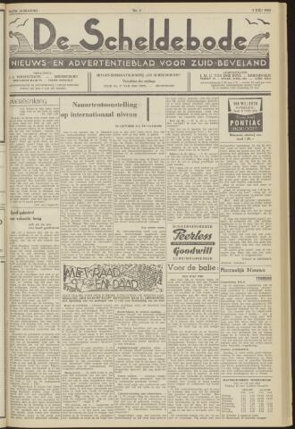 Scheldebode 1960-07-08