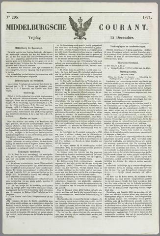 Middelburgsche Courant 1871-12-15