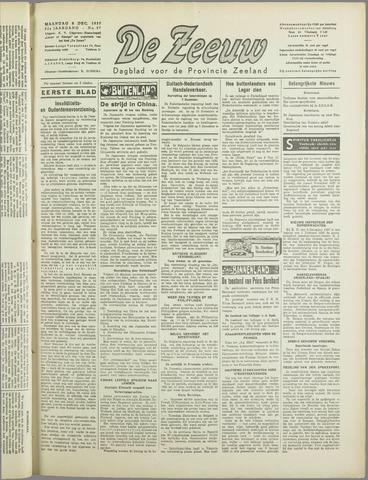 De Zeeuw. Christelijk-historisch nieuwsblad voor Zeeland 1937-12-06