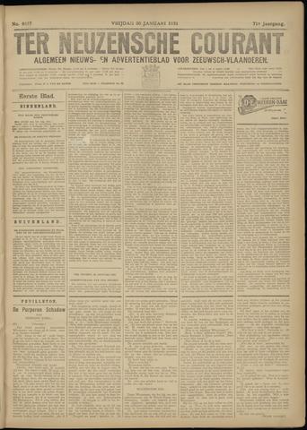 Ter Neuzensche Courant. Algemeen Nieuws- en Advertentieblad voor Zeeuwsch-Vlaanderen / Neuzensche Courant ... (idem) / (Algemeen) nieuws en advertentieblad voor Zeeuwsch-Vlaanderen 1931-01-30