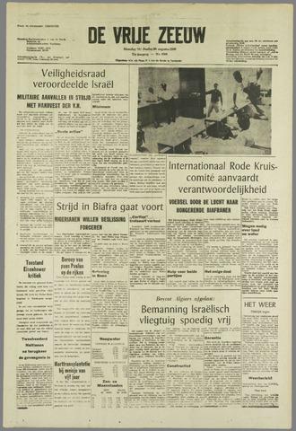 de Vrije Zeeuw 1968-08-19