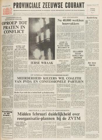 Provinciale Zeeuwse Courant 1972-02-03
