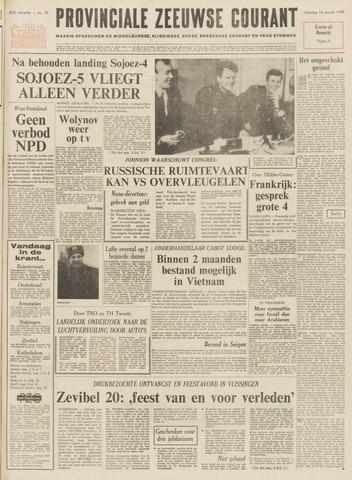 Provinciale Zeeuwse Courant 1969-01-18