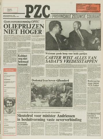 Provinciale Zeeuwse Courant 1977-12-22