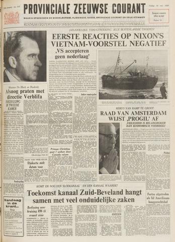 Provinciale Zeeuwse Courant 1969-05-16