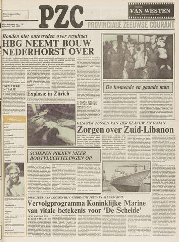 Provinciale Zeeuwse Courant 1979-07-27