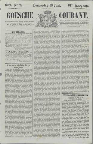 Goessche Courant 1874-06-18