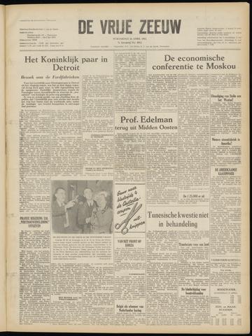 de Vrije Zeeuw 1952-04-16
