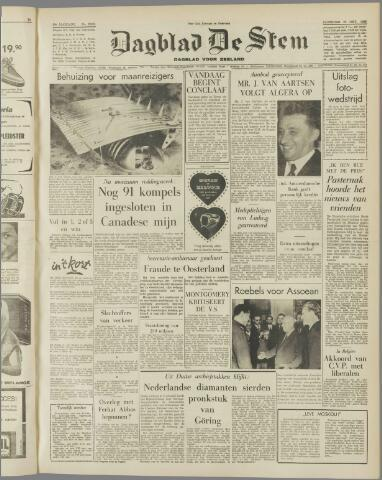 de Stem 1958-10-25