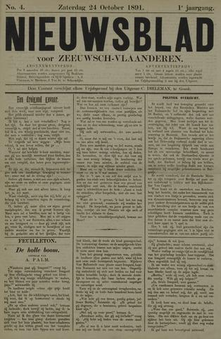 Nieuwsblad voor Zeeuwsch-Vlaanderen 1891-10-24