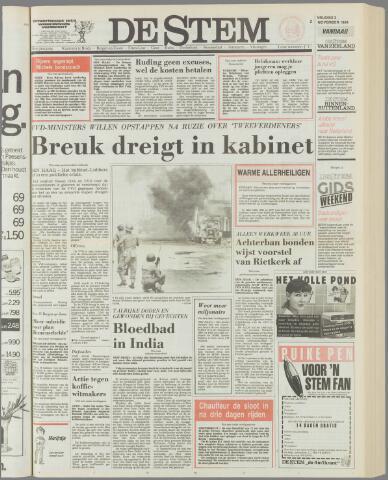de Stem 1984-11-02