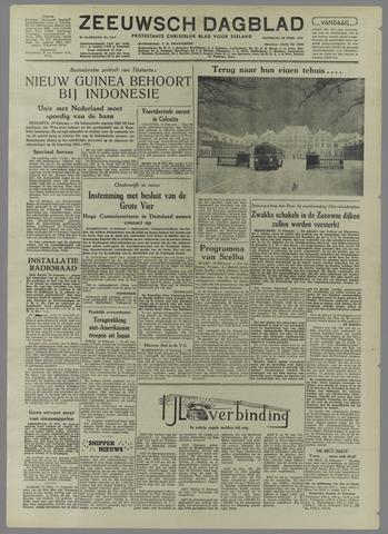 Zeeuwsch Dagblad 1954-02-20