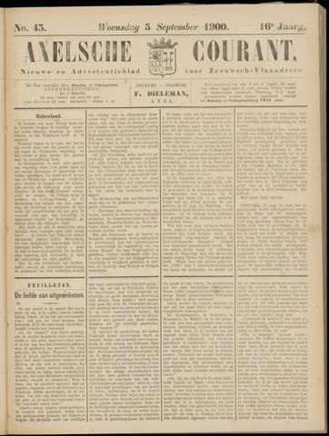 Axelsche Courant 1900-09-05
