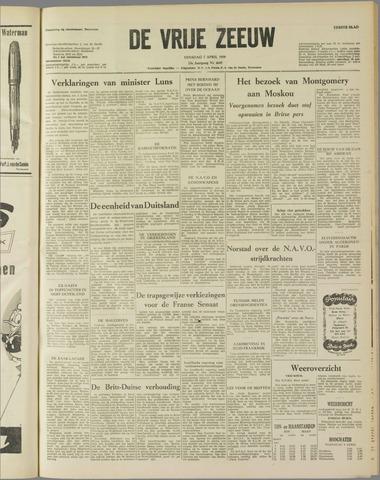de Vrije Zeeuw 1959-04-07