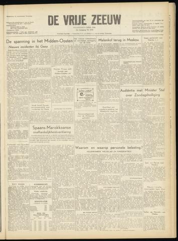 de Vrije Zeeuw 1956-04-09