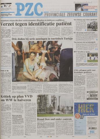 Provinciale Zeeuwse Courant 2006-08-29