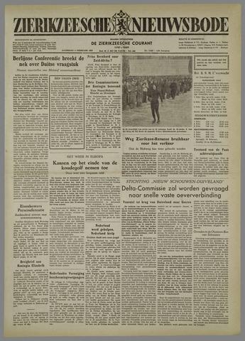 Zierikzeesche Nieuwsbode 1954-02-06