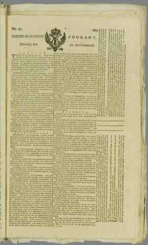 Middelburgsche Courant 1809-04-22