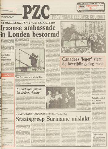 Provinciale Zeeuwse Courant 1980-05-06
