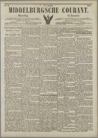 Middelburgsche Courant 1897-01-11