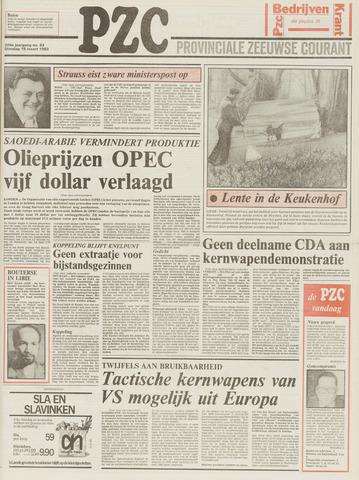 Provinciale Zeeuwse Courant 1983-03-15