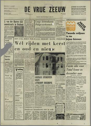 de Vrije Zeeuw 1973-11-17