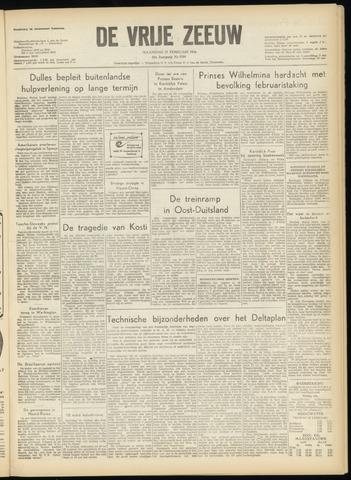 de Vrije Zeeuw 1956-02-27