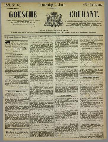 Goessche Courant 1881-06-02