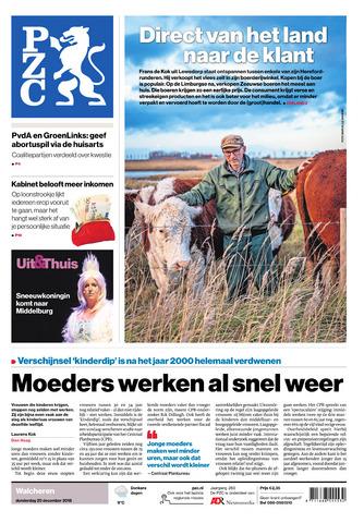 Provinciale Zeeuwse Courant 2018-12-20