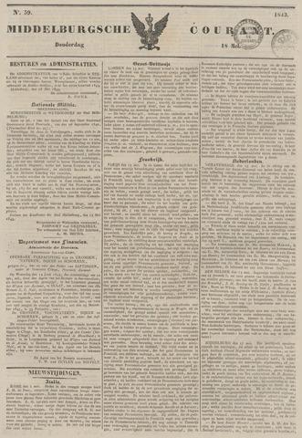 Middelburgsche Courant 1843-05-18