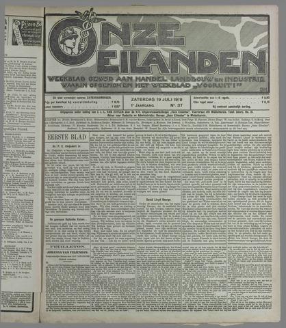 Onze Eilanden 1919-07-19