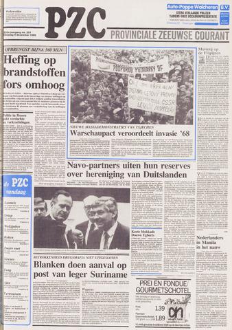 Provinciale Zeeuwse Courant 1989-12-05