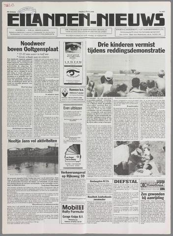 Eilanden-nieuws. Christelijk streekblad op gereformeerde grondslag 1995-07-28