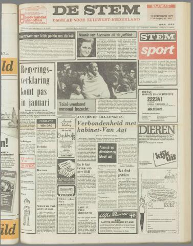 de Stem 1977-12-12
