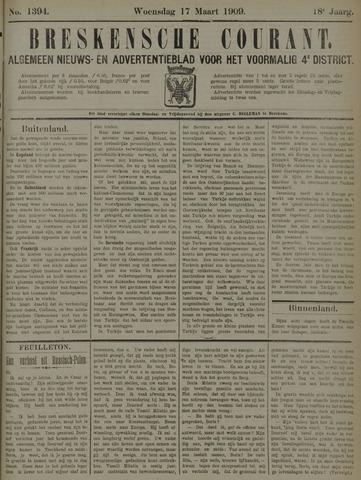 Breskensche Courant 1909-03-17