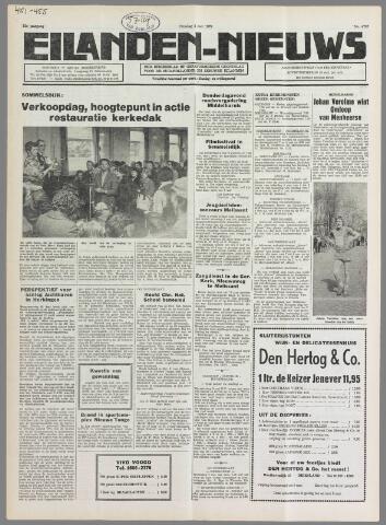 Eilanden-nieuws. Christelijk streekblad op gereformeerde grondslag 1979-05-01