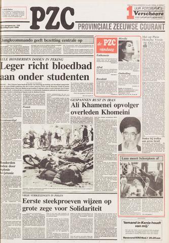 Provinciale Zeeuwse Courant 1989-06-05