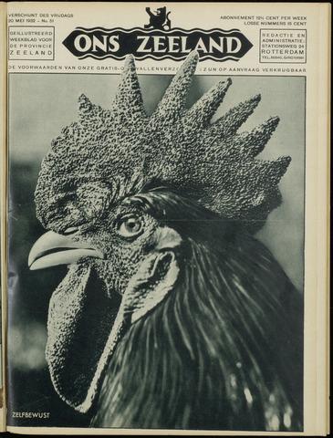 Ons Zeeland / Zeeuwsche editie 1932-05-20