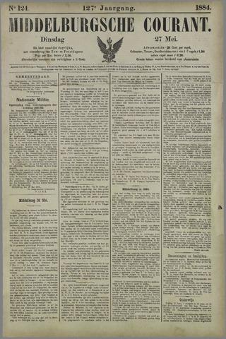 Middelburgsche Courant 1884-05-27