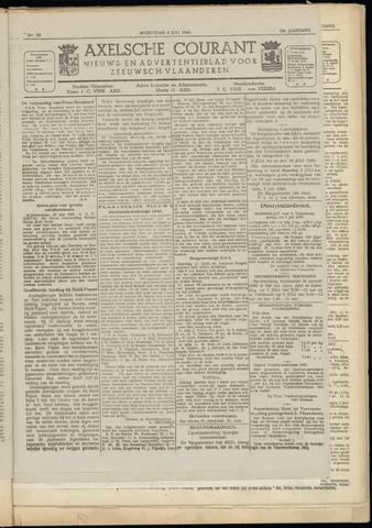 Axelsche Courant 1945-07-04