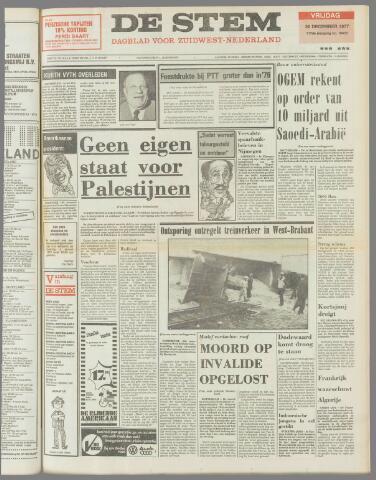 de Stem 1977-12-30