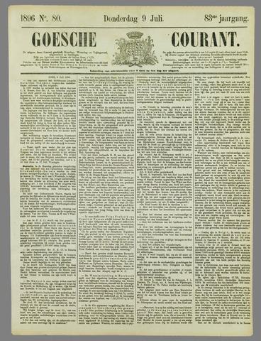 Goessche Courant 1896-07-09