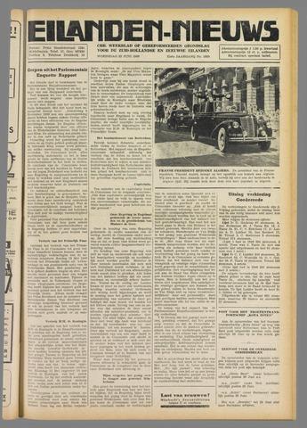 Eilanden-nieuws. Christelijk streekblad op gereformeerde grondslag 1949-06-22