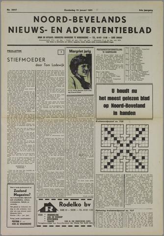 Noord-Bevelands Nieuws- en advertentieblad 1981-01-15